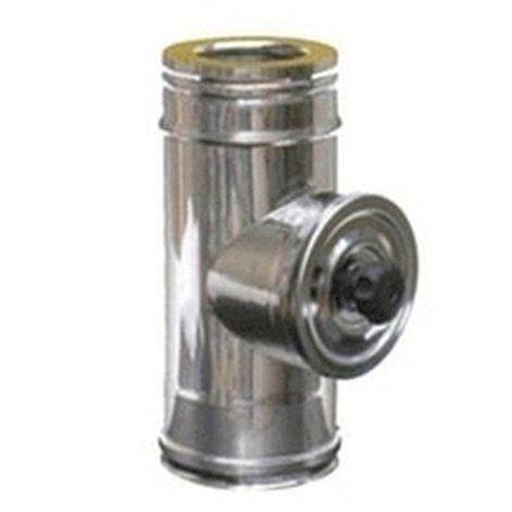 TUBO INOX 15/20x44 SPORTELLO ISPEZIONE DP MARAL