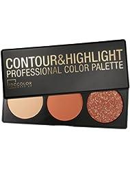 IDC COLOR Contour & Highlight Professional Color Palette