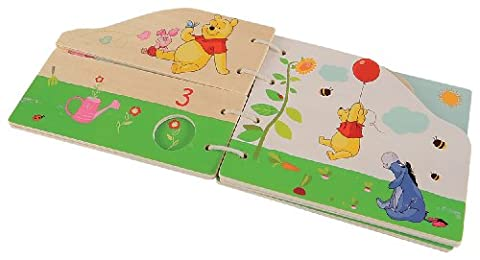 Eichhorn 100003321 - Disney Winnie the Pooh Bilderbuch