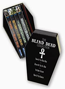 Blind Dead Collection [Import USA Zone 1]