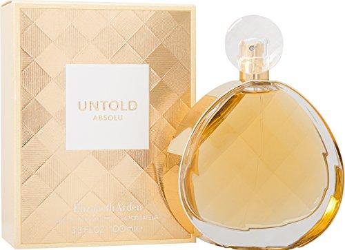 Elizabeth Arden Untold Absolu Eau De Parfum 100ml Spray für Ihre mit Geschenk Tüte