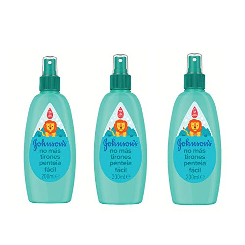 Johnson's Baby - Acondicionador spray No Más Tirones