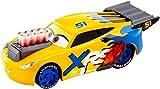 Disney Cars Drag Racing, Macchinina Cruz Ramirez Die Cast, Giocattolo per Bambini 3+ Anni, GFV35