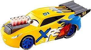 Disney Cars - XRS Vehículo Cruz Ramírez Coches de juguete niños +3 años (Mattel GFV35)