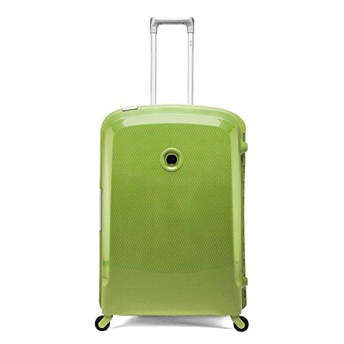 Delsey Belfort Valigia 3842800, 23 cm, 58 L, Verde