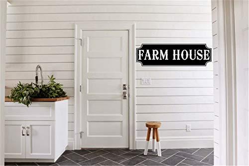 wandaufkleber 3d spiegel wandaufkleber 3d spiegel Farm House door sign for farm house Farm Spiegel