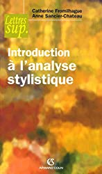 Introduction à l'analyse stylistique