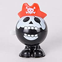 Fancysweety Halloween jumping toy green pirate