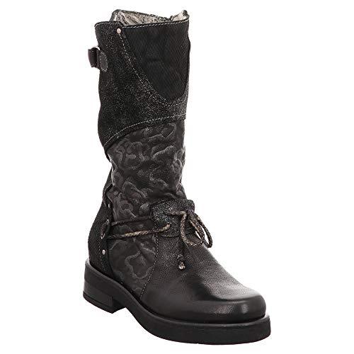 Charme   Stiefel - Schwarz, Farbe:Schwarz, Größe:37