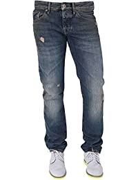 Jeans Salon Matt Freesoul Bleu Fonce