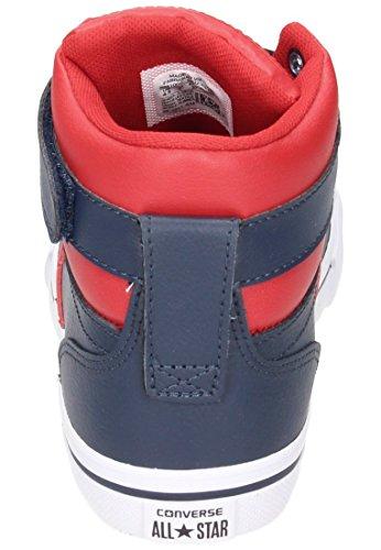 Converse Unisex-Kinder Pro Blaze Hohe Sneaker Blau
