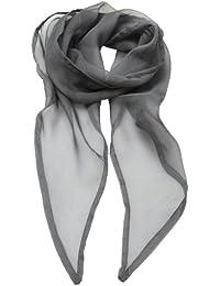 Premier - Pañuelo formal de raso para trabajo para mujer