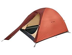 Vaude Campo Tente dôme pour 2 personnes Terracotta