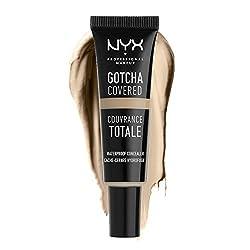 Nyx Professional Makeup Gotcha Covered Concealer, Light, 8ml