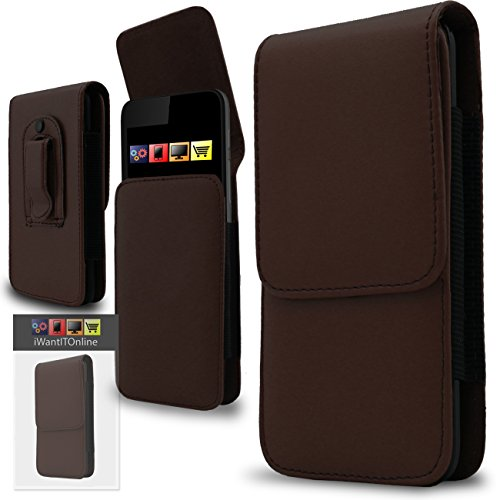 iwio-nokia-216-brown-pu-leather-protective-pouch-belt-magnetic-holster-flip-case-skin-cover