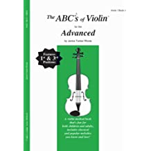 Abcs of Violin 3 Advanced Pupils Book