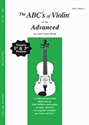 The ABC's of Violin for the Advanced, Book 3