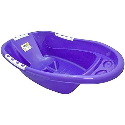 Plastica portatile grande vasca da bagno neonato bambini bagno bambini