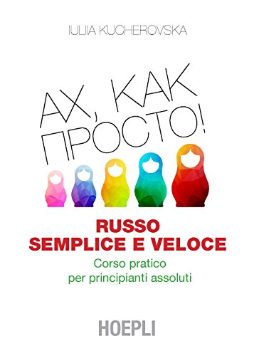 scaricare ebook gratis Russo semplice e veloce PDF Epub