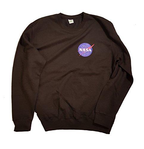 Camiseta con el Logo «Meatball» Oficial de la NASA para Hombre, (GTP)...