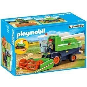 Playmobil 9532 - Cosechadora Conductor cosechadora