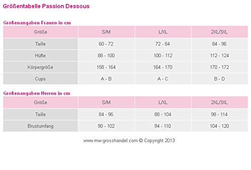 Passion - Bustino -  donna Nero