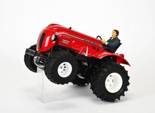 RC Traktor kaufen Traktor Bild 1: TAMIYA 300058586 - 1:10 RC Tumbling Bull Wheelie (WR-02G)*