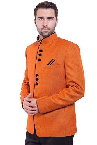 Wintage - Blazer - Homme Orange - Orangish