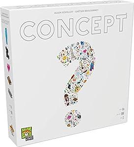 Repos Production - Juego de cartas Concept (CONFR01) (versión en francés)