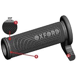Oxford OF692 - Puño Calefactable Sport V.8 para Moto Deportiva - Naked Oxford