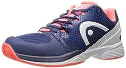 Head 274107NVCO Tennis Shoe Navy 6 M US