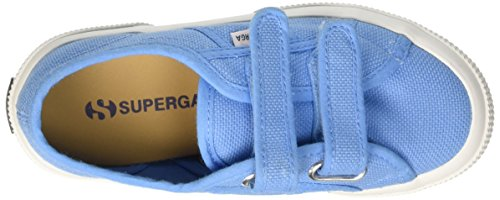 Superga 2750 Jvel Classic, Sneakers Basses mixte enfant Blu (Azure Blue)
