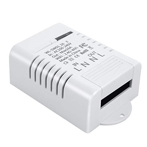 Aprettysunny Aprettysunny Universale Controller Timer Intelligente Modulo Interruttore Wireless Intelligente Timing 16A Fai-Da-Te