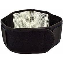 Turmalina Faja Termica Cinturon Terapeutica Dolor de Lumbares Espalda Dual 4216_salud