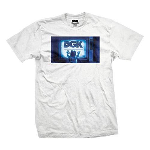 Unbekannt DGK Static T-Shirt White M (Spitfire Skateboard-t-shirts)