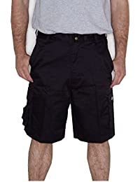 Beta 079010903 7901 E// Large Work Bermuda Shorts Canvas