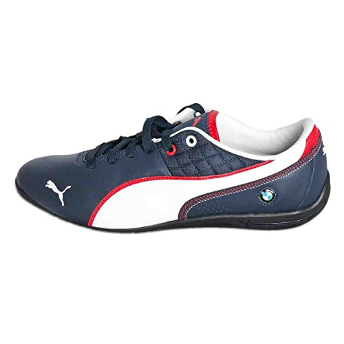 Puma Bmw Ms Drift Cat 6, Herren Sneakers (MARINE/BLANC/ROUGE)