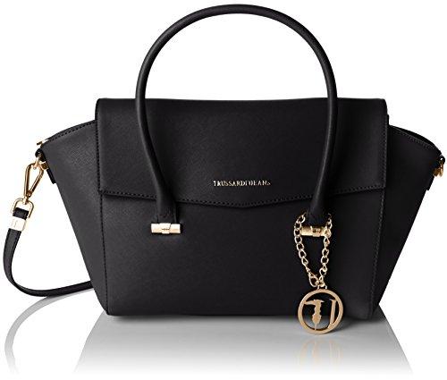 trussardi-handtasche-levanto-flap-bag-farbe-schwarz-19