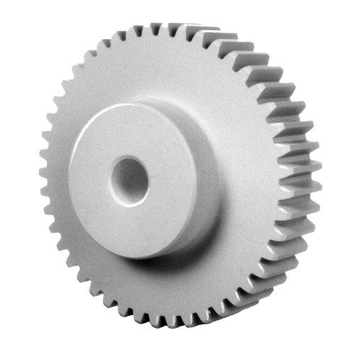 Thomafluid Stirnzahnrad aus Kunststoff (gefräst) - Modul 0,5-2,0, Modul: 1,5, Zähne: 50, zul. MD: 828 Ncm, 5 Stück