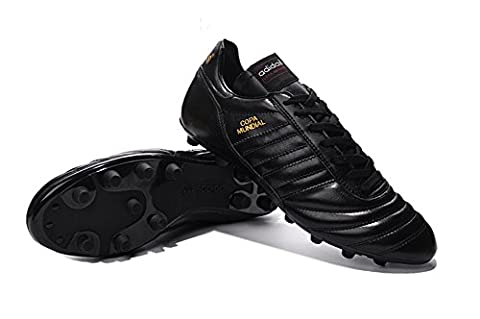 ZhromgYay Chaussures de football pour homme Copa Mundial FG, Homme, noir, 43