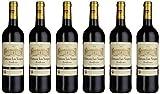 Château Les Vergnes Bordeaux AOC 2014/2015 trocken (6 x 0.75 l)