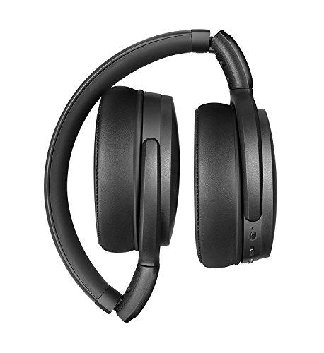 Sennheiser HD 4.50 Special Edition kabelloser Over-Ear-Kopfhörer mit Noise-Cancelling, mattschwarz - 3