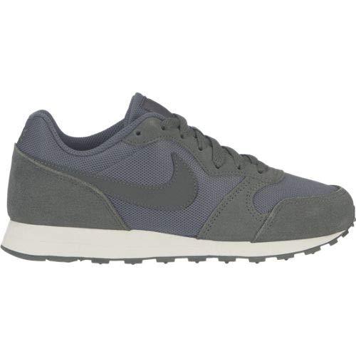 Nike Baby Jungen Md Runner 2 Pe (Gs) Laufschuhe, Grau White/Mineral Spruce 300, 38.5 EU