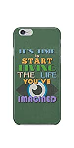 Start Living iPhone 6/6S Matte Case