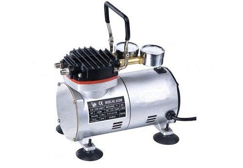 Mini bomba vacío & Compresor De Aire De 2En 1sin