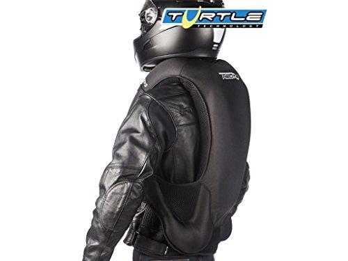 Helite Airnest Turtle Weste Gr. L, Gilet Airbag-Weste Motorrad Motorradairbag …