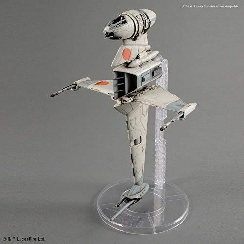 Star Wars B-Wing Starfighter 1/72 Scale Plastic...