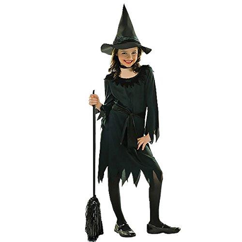 Christy's - Costume Per Bambina Da Strega, Ideale Per La Notte Di Halloween