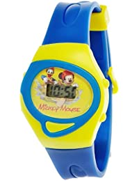 Disney Digital Grey Dial Boy's Watch - TP-1284Mky