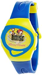 Disney Digital Grey Dial Boy's Watch - TP-1284Mky